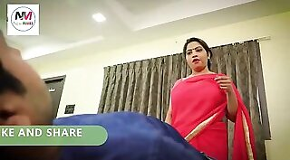 Thick Indian Sloppy Blowjob in Apartment