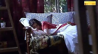 Indian wife fucked baby stepsister in living room
