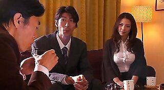 Amazing Japanese housewife Akari Shinohara