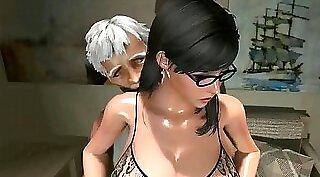Student sex video shits on teacher