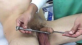 Army nude gays Tachibana and Seyda Rinko take turns with a strap