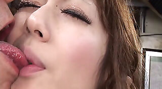 Amazing Japanese Cute And Busty Rides Toy Bus Driver