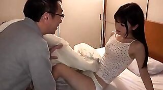 Clothed teens touching in reality porn scene