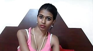 indian cfnm college fracas! VR Teen on Webcam