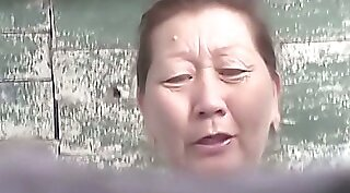 Asian mature hairy pussy needsa performing