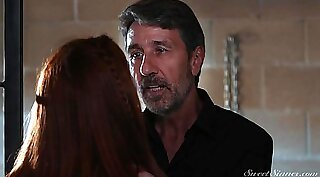 Aria Blode & Mike Adriano in My Dad Shot Girlfriend