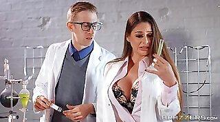 Booty slut disrobe and fucked