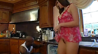 adult housewife blackmailed by huge black cock greedily