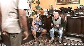 Granny Fucks Black Ducati